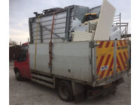 Free scrap metal collection & rubbish clearance
