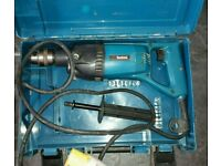 Makita 110v Diamond Core Drill in Good Condition