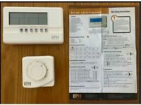 Time Clock Heating Thermostat 10 Heads