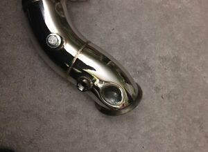 """BMW N55 F Series 4"""" Competition Downpipe Saint-Hyacinthe Québec image 1"""