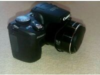 Canon SX500 IS Camera, only used once!