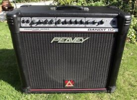 Peavey red strip bandit