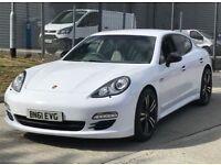 2012 Porsche Panamera 3,0 litre diesel 5dr automatic