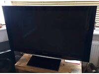 """Panasonic Viera 46"""" HD Plasma TV"""
