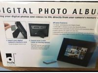 """8""""PHOTO DIGITAL FRAME WITH REMOTE"""