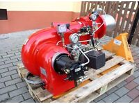 Industrial burners WEISHAUPT for sale