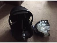 Maxi cosi car seat at in perfect condition RRP£160