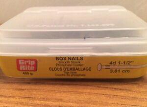 """1 1/2"""" Box Nails"""