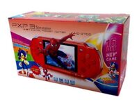 ‼️PORTABLE HANDHELD RECHARGEABLE GAMES CONSOLE WITH 500+ GAMES