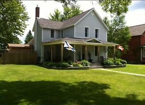 Espanola 3 bed Century home with all updates.