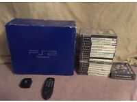 Boxed Playstation 2 bundle as new