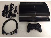 PlayStation 30 80GB Unboxed With Games