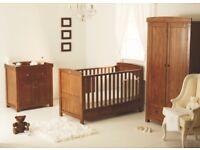 Silver cross nursery furniture