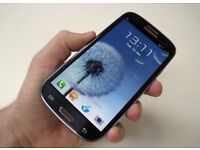 Samsung Galaxy S3. Unlocked. Blue Colour. Excellent Condition