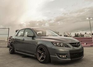 2007 mazdaspeed3 - custom