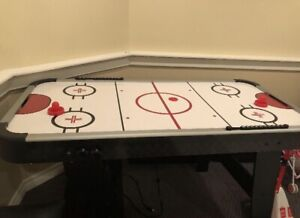 Used condition air hockey table $50 obo