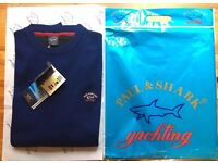 Paul & shark jumpers BNWT. Not Hugo Boss/Armani Different colours and all sizes