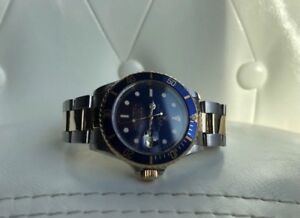 Authentic ROLEX OYSTER PERPETUAL SUBMARINER 18k
