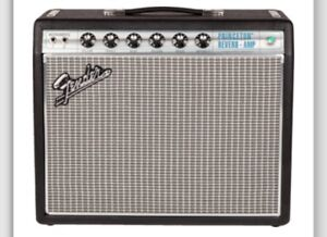 Wanted Fender Princeton Reissue amp 68