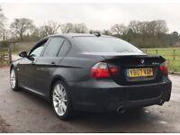 2007 BMW 3 Series 3,0 335d M Sport 4dr