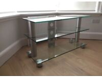 Spectral Glass TV Unit / Stand