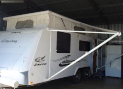 Wanted: 2010 Jayco Sterling 17.55-3 Poptop