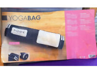 Yoga Mat Bag with 4 Additional pockets for storage BRAND NEW