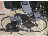 Full carbon focus racing bike