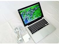 "Macbook Pro 13""3inch 500GB HHD Core i5 Intel HD Graphic 4000 1536 MB Up to 3.1 GHz 4GB 1600 MHz DDR3"