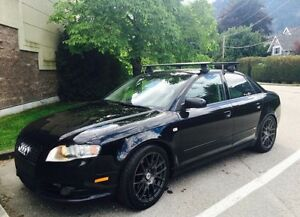 2006 Audi A4 S-Line Quattro 6 Speed Manual V6 AWD