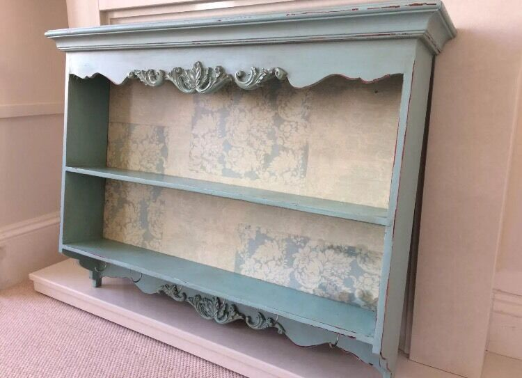 duck egg blue shabby. Contemporary Blue Beautiful Cox U0026 Shabby Chic Duck Egg Blue Ornate Shelf To Duck Egg Blue G