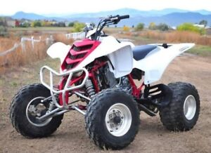Wanted-Yamaha Raptor 350 and or 660 parts