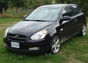 Accent with low kms!!! Great car! Amazing on gas!