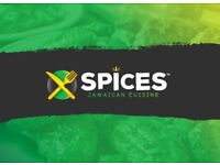 LOOKING FOR A COOK WITH EXPERIENCE WITH COOKING TRADITIONAL JAMAICAN FOOD