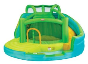 Little Tikes - Wet and Dry bouncer