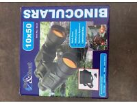 BINOCULARS 10x50 BRAND NEW MORE THAN 4 AVAILABLE