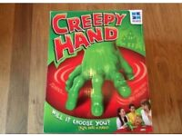 Creepy Hand Childrens Board Game