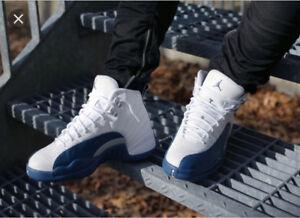 Wanted Jordan 12s size 9-10