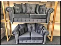 🔴🔵 2c2 CORNER SOFA AND 3+2 IN STOCK PRICE 545 GBP ONLY, ASK FOR DELIVERY
