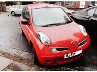 Nissan Micra very low 28K miles