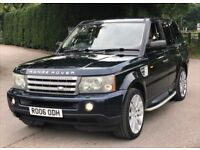 2006 Land Rover Range Rover 2,7 litre diesel 5dr automatic