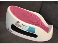 Angelcare Soft Touch Baby Bath Support Pink