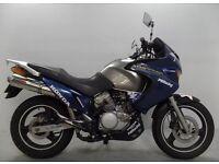 2003 Honda Varadero 125cc with extras