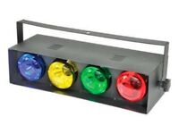 4 channel disco light
