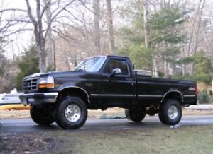LOOKING FOR older f150