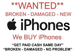 Buying #Broken iPhone #Cash