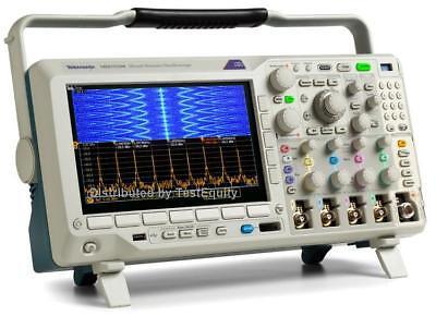 Tektronix Mdo3054 Mixed Domain Oscilloscope 500 Mhz 4 Ch 500 Mhz Rf