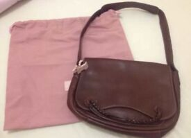 Brand new RADLEY soft brown leather hand bag