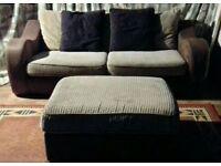 Sofa Footstool
