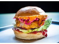 Part- Time CHEF for busy burger restaurant Patty and Bun in Central London